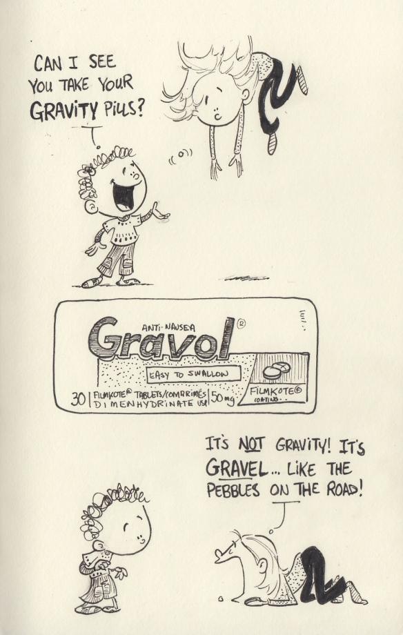 gravity pills