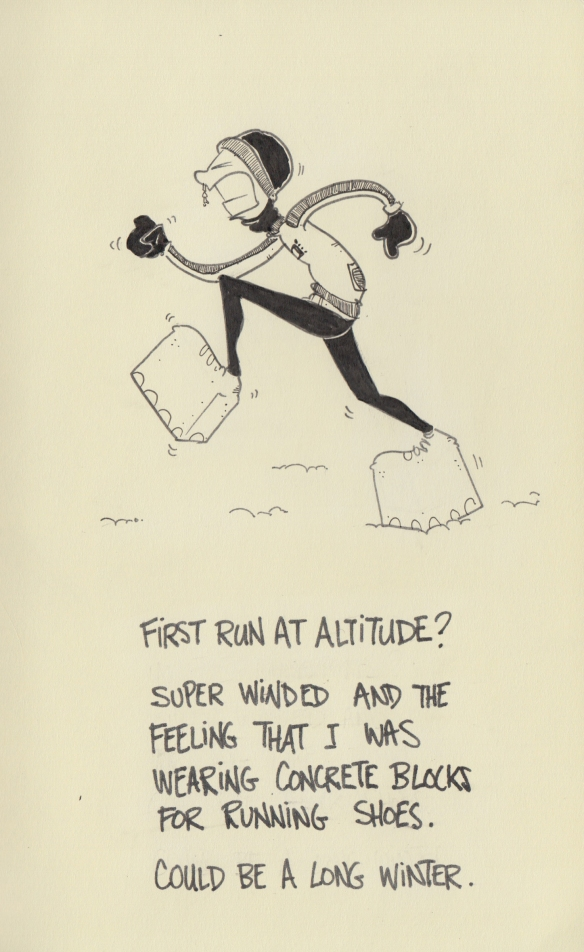 altitude run