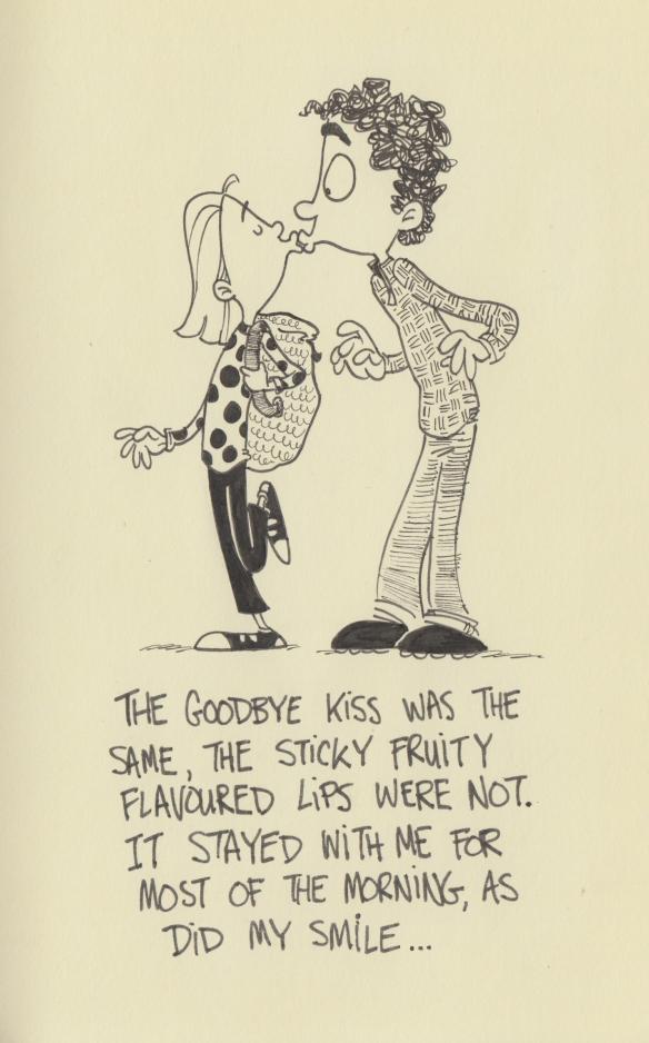 fruity kiss