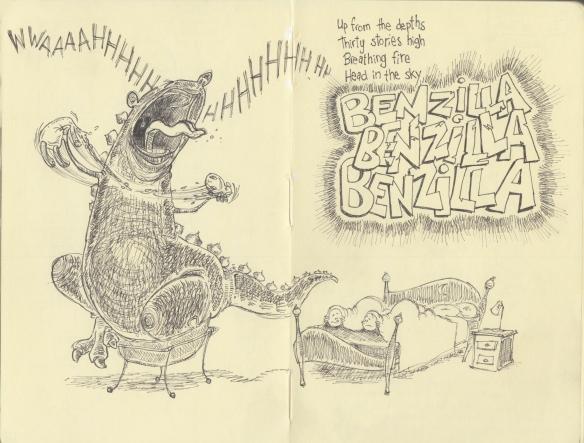 benzilla