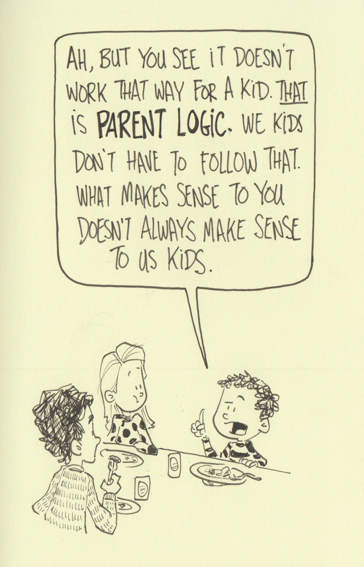 parent logic